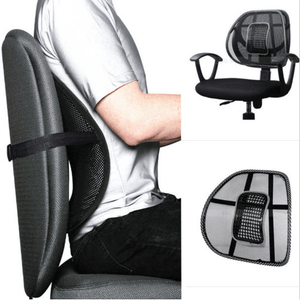 Copy of Lumbar Support Waist Cushion For Your Computer or Car Seat!
