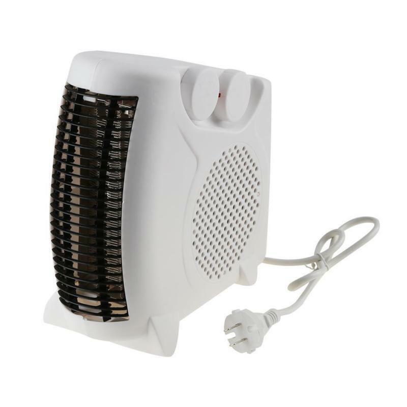 Mini Electric Heater Portable Space Home Office Winter Warmer Fan Air Heater New