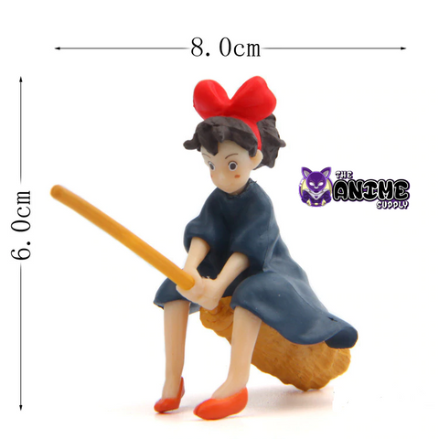 Kiki's Delivery Service Action Figure
