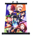 My Hero Academia Scroll  Painting Anime Wall Hanging Canvas Poster - TheAnimeSupply