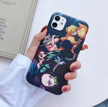 Load image into Gallery viewer, Demon Slayer Iphone Cases