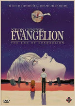 Load image into Gallery viewer, Neon Genesis Evangelion the end of Evangelion Vintage Retro Poster