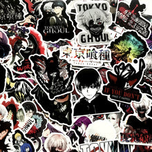 Load image into Gallery viewer, Tokyo Ghoul Stickers 50pcs