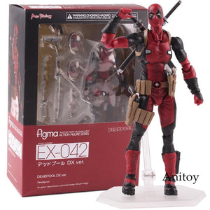 Figma Deadpool Action Figure EX-042 DX Ver. Figure