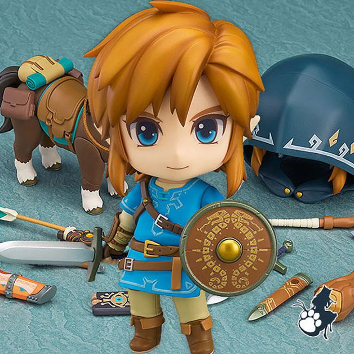 Nendoroid Figure Link 733-DX Breath of the Wild Ver DX Edition