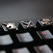 Load image into Gallery viewer, Attack On Titan Mechanical Keyboard Keycaps