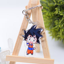 Load image into Gallery viewer, Dragon Ball Super Keychains