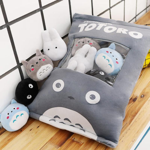 Bag Of My Neighbour Totoro Plushies