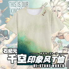 Load image into Gallery viewer, Dr Stone Ishigami T-Shirt