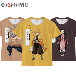 Demon Slayer / Kimetsu No Yaiba T-shirts