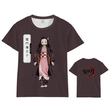 Load image into Gallery viewer, Demon Slayer / Kimetsu No Yaiba T-shirts
