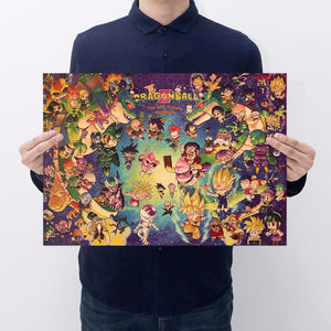Dragon Ball Posters