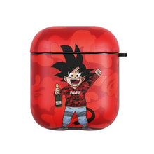 Load image into Gallery viewer, Goku Airpods Case