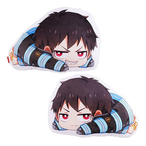 Enn Enn No Shouboutai Fire Force Plushies