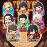 Enn Enn No Shouboutai Fire Force Keychain's