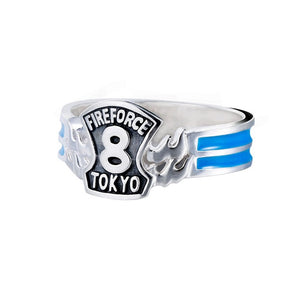 Enn Enn No Shouboutai Fire Force Jewellery Ring