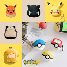 Load image into Gallery viewer, Pokemon Airpods Cases