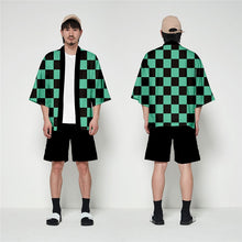 Load image into Gallery viewer, Demon Slayer Modern Kimono Shirt Coats