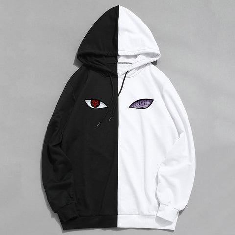 Sharingan and Rinnegan Hoodie