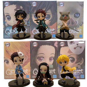 Demon Slayer Mini Figures