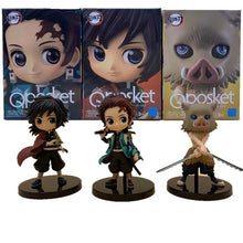 Load image into Gallery viewer, Demon Slayer Mini Figures