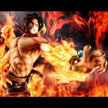 Load image into Gallery viewer, Fire Fist Ace One Piece Mega Statue Figure