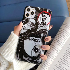Demon Slayer Iphone Cases