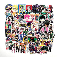 Load image into Gallery viewer, My Hero Academia Stickers 70pcs