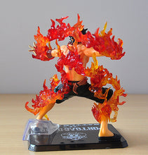 Load image into Gallery viewer, 14cm One Piece Portgas D Ace Battle Ver. 1 Figure
