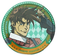 Load image into Gallery viewer, JoJos Bizarre Adventure Metal Badge Pins including Jonathan Joestar, Giorno Giovanna, etc