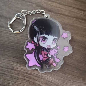 Dangan Ronpa Key Chains for Cosplay
