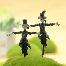 Load image into Gallery viewer, Howl's Moving Castle Kakashi Action Figure