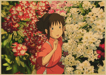 Load image into Gallery viewer, Ghibli Vintage Posters Collections