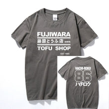 Load image into Gallery viewer, Initial D Takumi Tofu Shop Delivery T-shirt