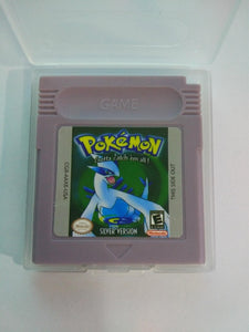 TAKARA TOMY Pokemon Series 16 Bit Video Game Cartridge Console Card