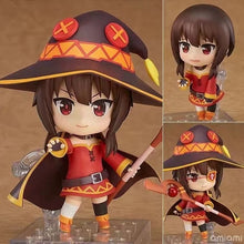 Load image into Gallery viewer, 10CM KonoSuba Megumin #725 Nendoroid  Action Figures