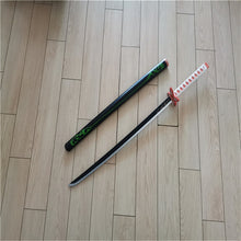 Load image into Gallery viewer, Kimetsu No Yaiba Demon Slayer Tanjiro's Blade (Katana)