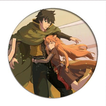 Load image into Gallery viewer, The Rising of the Shield Hero Cosplay Badges