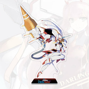 DARLING in the FRANXX Zero Two Acrylic Standing Figure