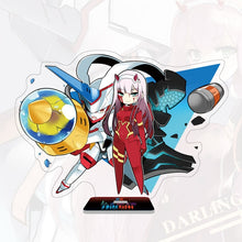 Load image into Gallery viewer, DARLING in the FRANXX Zero Two Acrylic Standing Figure