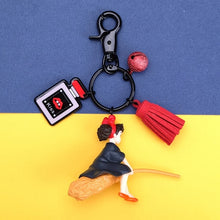 Load image into Gallery viewer, Kiki's Delivery Service Keychains (Choose from 7 Types)