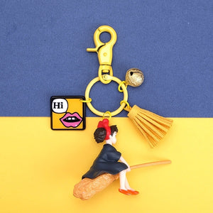 Kiki's Delivery Service Keychains (Choose from 7 Types)
