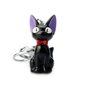 Black Cat Keychain from Kiki's Delivery Service
