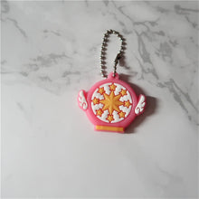Load image into Gallery viewer, Sailor Moon Cat Keychain