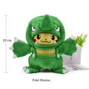 30 styles Pokemon Plushes