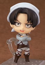 Load image into Gallery viewer, Attack on Titan Levi Cleaning Version Figure Nendoroid #417