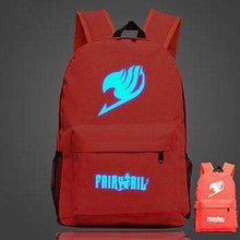 Load image into Gallery viewer, Fairy Tail BackPack - TheAnimeSupply
