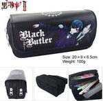 Anime Black Butler Style Zipper Pencil Case - TheAnimeSupply