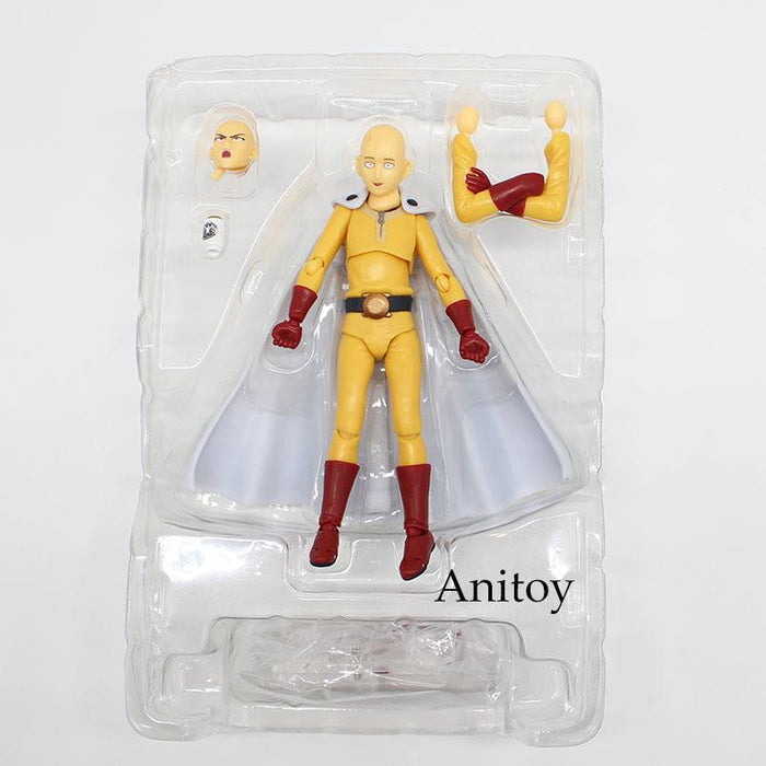 ONE PUNCH MAN Saitama figma 310 Action Figure Collectible