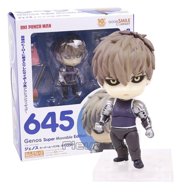 ONE PUNCH MAN Genos 645 Nendoroid